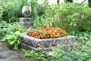 Beplanting tuin Arnhem
